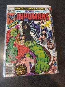 The Inhumans #12 (1977)