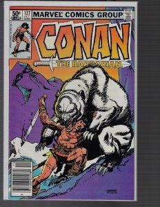 Conan the Barbarian #127 (Marvel, 1981)