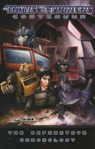Transformers: Continuum #1 VF; IDW | save on shipping - details inside