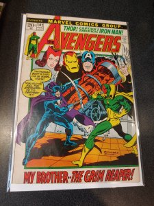 The Avengers #102 (1972)