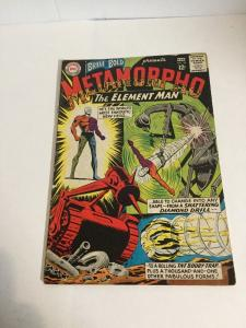 Brave And The Bold 58 Fn+ Fine+ 6.5 Second Appearance Of Metamorpho Silver Age