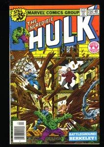 Incredible Hulk (1968) #234 FN/VF 7.0 1st Quasar! Marvel Comics