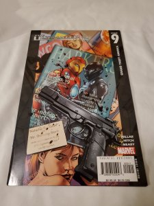 Ultimates 2 9 Near Mint- Cover by Bryan Hitch