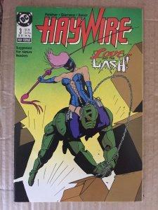Haywire #3 (1988)