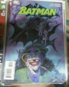 Batman #699 2010 dc comic riddler dick grayson nightwing   tony daniel