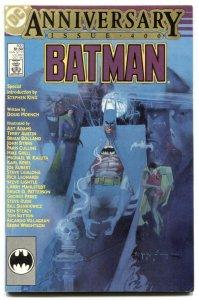 Batman #400 1986- DC Comics- Bill Sienkiewicz FN