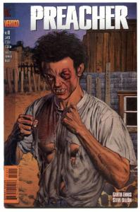 PREACHER #10-HIGH GRADE-1996--GARTH ENNIS/STEVE DILLON--TV SHOW