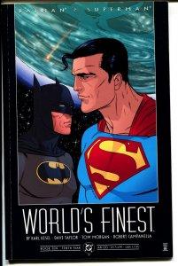 Batman & Superman: World's Finest-Book 10-Karl Kesel-TPB-trade