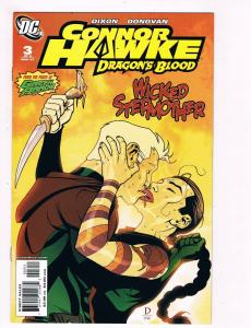 Connor Hawke: Dragons Blood # 3 DC Comic Books Hi-Res Scans Awesome Issue!!! S17