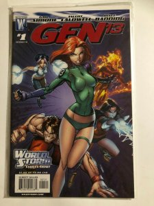 GEN 13 # 1  DEC 06 IMAGE / UNREAD /  NM