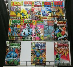 Rogue Trooper (Quality Comics 1986) #1-31 Lot of 13Diff Post-Apocalyptic Soldier