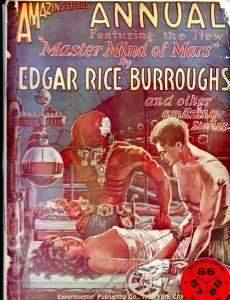 Burroughs Bulletin #66/67/68 1977-ERB-Tarzan-Carter-Master Mind of Mars-FN/VF