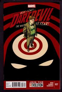 Daredevil #27 (3rd Series, 2011)   9.4 NM
