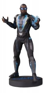 DC TV Series 12.5 Black Lightning Statue Limited Edition of 5000 - New!