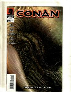 9 Comics Conan 22 21 24 Cimmerian 7 Demons Khitai 2 3 Evolution 1 League 1 J398