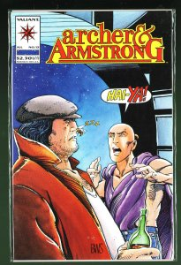 Archer & Armstrong #12 (1993)