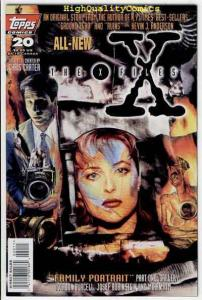 X-FILES #20, NM-, Dana Scully, 1st,  Fox Mulder, Carter, 1995, more XF in store