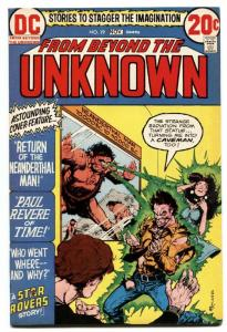 FROM BEYOND THE UNKNOWN #19-HIGH GRADE-KALUTA COVER