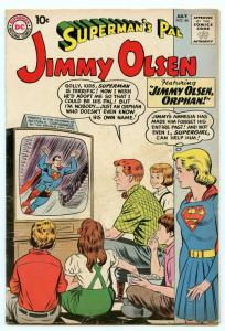 Superman's Pal Jimmy Olsen 46 Jul 1960 VG-FI (5.0)