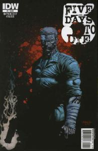 5 Days to Die #1 VF/NM; IDW | save on shipping - details inside