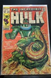 The Incredible Hulk #113 (1969)