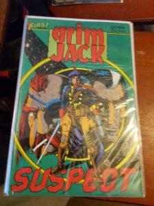 Grimjack #13 (1985)