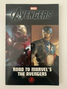 Avengers Road to Marvel's The Avengers Marvel Comics Paperback