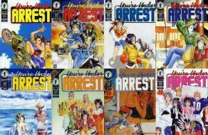 YOURE UNDER ARREST (1995 DH) 1-8  KOSUKO FUJISHIMO