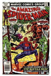 AMAZING SPIDER-MAN #166-comic book-MARVEL COMICS-high grade