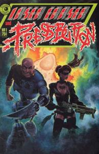 Laser Eraser And Pressbutton #1 VF/NM; Eclipse | save on shipping - details insi