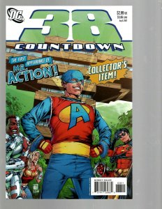 12 DC Comics Countdown # 38 37 36 35 34 33 32 31 30 29 28 27 J438