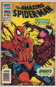 Amazing SPIDER-MAN #28, Annual, VF/NM, 1963 1994, Carnage more Marvel in store