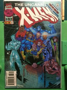 The Uncanny X-Men #337