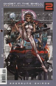 Ghost in the Shell 2: Man-Machine Interface #10 VF/NM; Dark Horse | save on ship
