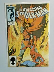 Amazing Spider-Man #261 Direct 1st Series 6.0 FN (1985)