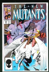 The New Mutants #56 (1987)