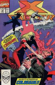 X-Factor #54 VF; Marvel | save on shipping - details inside