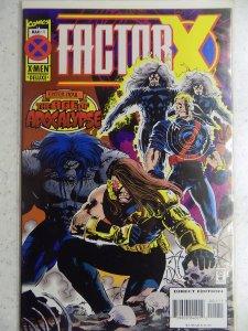 FACTOR X # 1 MARVEL MUTANTS APOCALYPSE X-MEN X-FACTOR