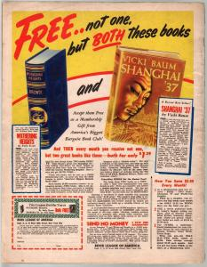 Click 3/1940-Hitler-pin-up girls-color cartoons-Henry Boltinoff-Jay Irving-VG+