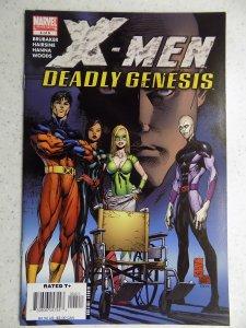X-MEN DEADLY GENESIS # 4