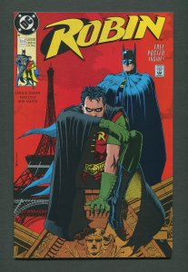 Robin #1 (Mini-Series) / 9.2 NM-  / January 1991