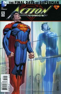 Action Comics (2nd Series) #52 VF; DC | save on shipping - details inside