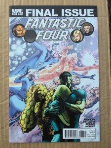 Fantastic Four #588 (2011)