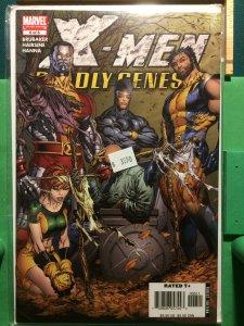 X-Men: Deadly Genesis #6 of 6