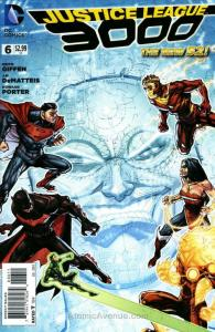Justice League 3000 #6 VF/NM; DC | save on shipping - details inside