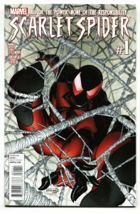 Scarlet Spider #1 2012-Comic Book Marvel-NM-