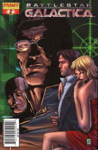 Battlestar Galactica (Dynamite) #2C VF/NM; Dynamite | save on shipping - details