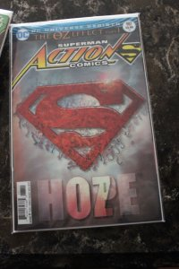 Action Comics #987 (DC, 2017) Condition: NM+ or Better Lenticular Cover
