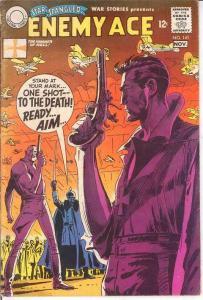 STAR SPANGLED WAR 141 VG-F   November 1968 COMICS BOOK