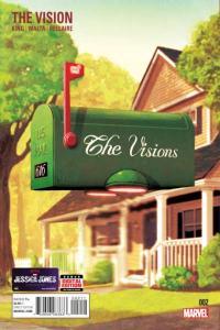 Vision (2016 series) #2, NM- (Stock photo)
